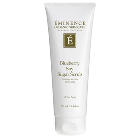 Eminence Blueberry Soy Sugar Scrub, 8.4 oz