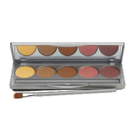 Colorescience Mineral Corrector Palette - 0.42 oz - Tan to Deep (302103144)