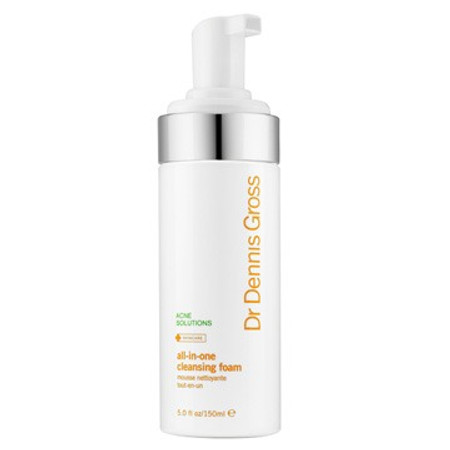 Dr. Dennis Gross All-in-One Cleansing Foam - NEW - 5 oz