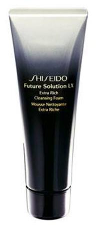 Shiseido Future Solution LX Extra Rich Cleansing Foam, 4.7 oz
