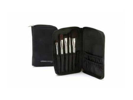 Colorescience Pro On The Go Brush Set - 6 piece