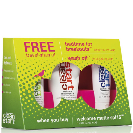 Dermalogica Clean Start Welcome Matte SPF 15 with Free Gifts