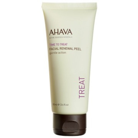 AHAVA Time To Treat Facial Renewal Peel - 3.4 oz