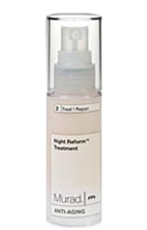 MURAD Night Reform Glycolic Treatment (Moisturizer), 1.0 oz