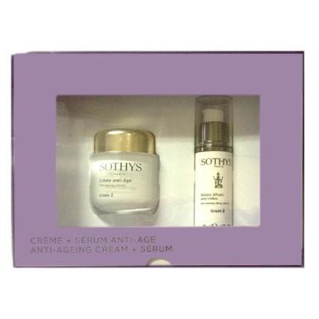 Sothys Anti-Age Comfort Grade 3 Cream + Serum Programme - 2 pcs