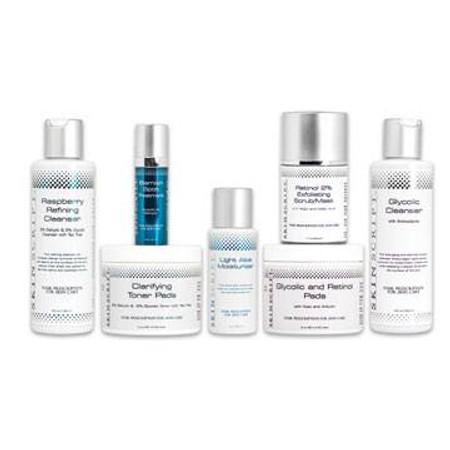 Skin Script Moderate Acne Skin Kit