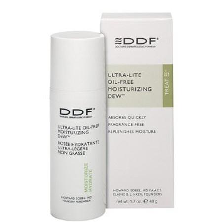DDF Ultra-Lite Oil-Free Moisturizing Dew, 1.7 oz