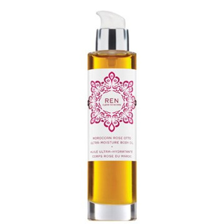 REN Moroccan Rose Otto Ultra-Moisture Body Oil - 3.4 oz (3034)