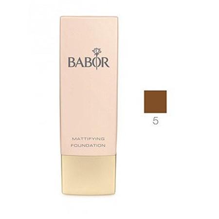 Babor Mattifying Foundation - 1 oz - 05 Bronze Beige (546105)