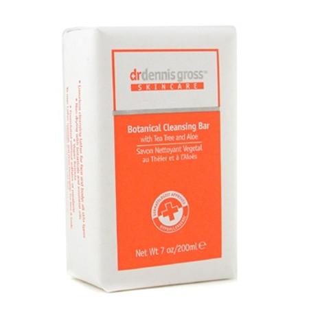 Dr Dennis Gross Skincare Botanical Cleasing Bar, 7 oz