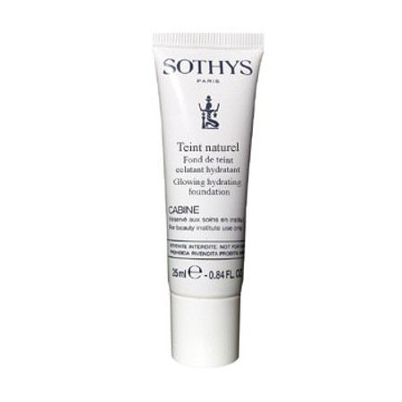 Sothys Teint Naturel Glowing Hydrating Foundation - 0.84 oz - BR50 - Free with $152 Purchase