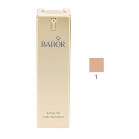 Babor Deluxe Foundation - 1 oz - 01 Ivory Beige (546001)