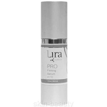 Lira Clinical PRO Firming Serum with PSC - 1 oz