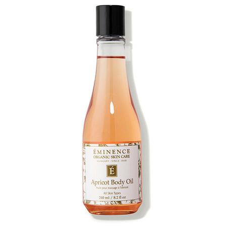 Eminence Apricot Body Oil - 8.2 oz