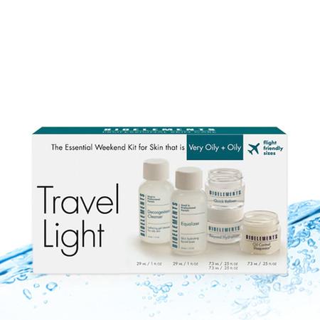 Bioelements Travel Light Kit Very Oily + Oily