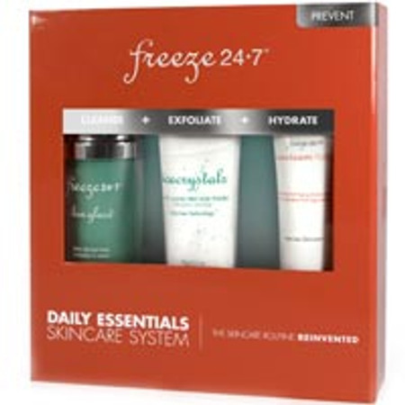 Freeze 24/7 Daily Essentials Skincare System Kit