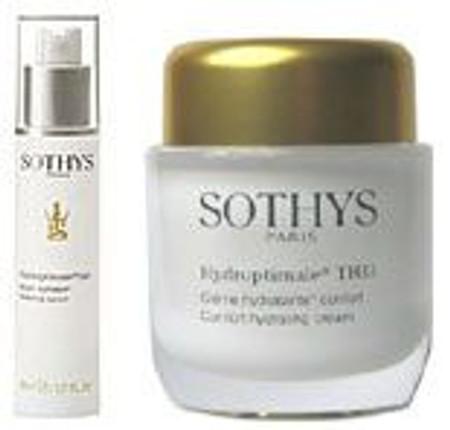 Sothys Duo Solution Hydroptimale Comfort Cream Kit
