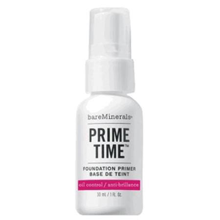 Bare Escentuals bareVitamins Prime Time Foundation Primer Oil Control, 1 oz (58927)