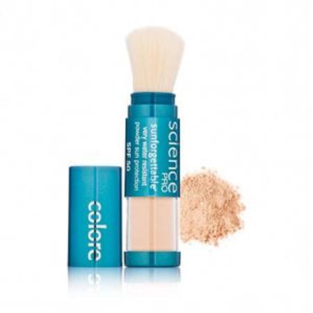 Colorescience Brush on Sunscreen SPF 50 Sunforgettable - Fair - .21 oz (403101352R2)