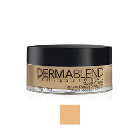 Dermablend Cover Creme SPF 30 - 1 oz - Yellow Beige (Chroma 1 1/2) (800755)