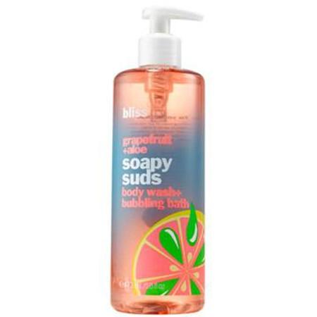 Bliss Grapefruit + Aloe Soapy Suds - 16 oz