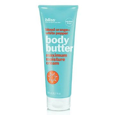 Bliss Blood Orange + White Pepper Body Butter - 6.7 oz