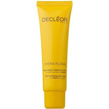 Decleor Hydra Floral 24hr Hydrating Light Cream - 1 oz Tube (E1202900)