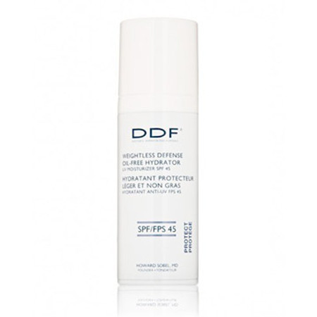 DDF Weightless Defense Oil-Free Hydrator SPF 45, 1.7 oz