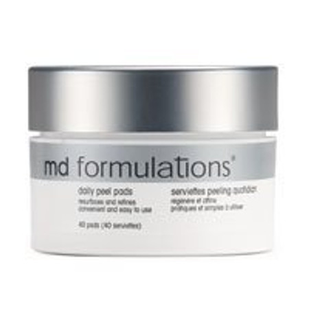 MD Formulations Daily Peel Pads, 40 pads (37709)