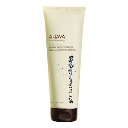 AHAVA DeadSea Water Mineral Body Exfoliator - 6.8 oz