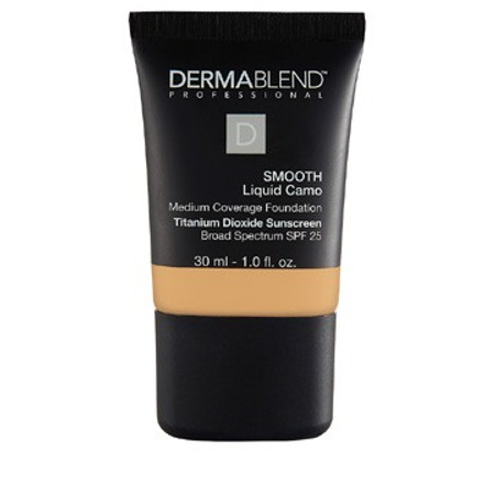 Dermablend Smooth Liquid Camo Foundation - 1 oz - Chestnut (S15337)