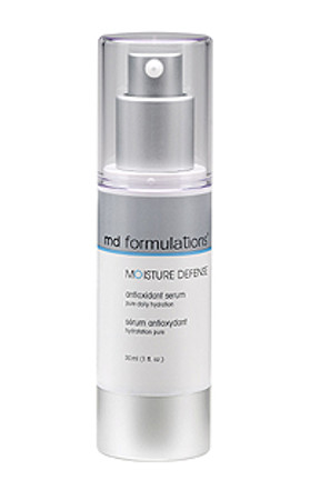 MD FORMULATIONS Moisture Defense Antioxidant Lotion, 1 oz (37911)