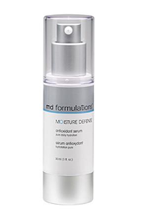 MD FORMULATIONS Moisture Defense Antioxidant Lotion, 1 oz (37911)