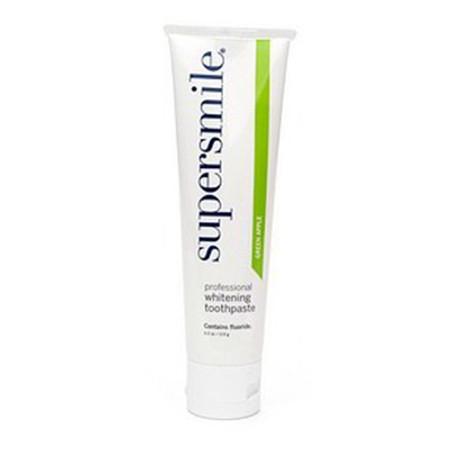 Supersmile Whitening Toothpaste Green Apple - 4.2 oz