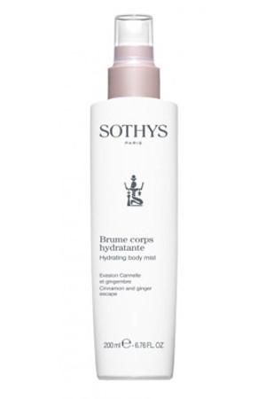 Sothys Cinnamon and Ginger Hydrating Body Mist  - 6.7 oz