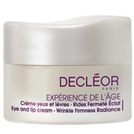 Decleor Experience De L'age Eye and Lip Cream, .5 oz