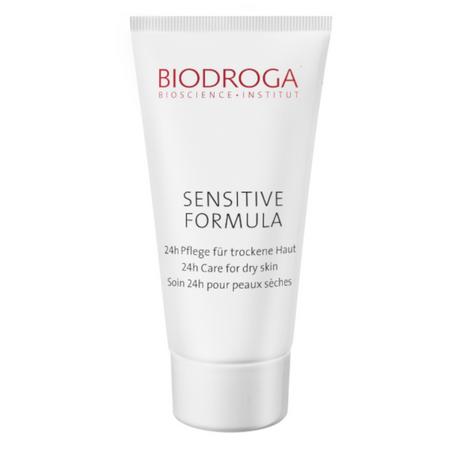 Biodroga Sensitive Formula 24 Hour Care for Dry Skin - 1.7 oz