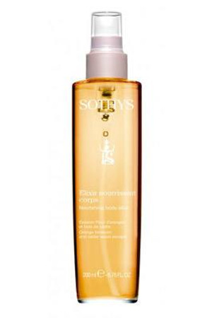 Sothys Orange Blossom and Cedar Wood Nourishing Body Elixir - 5.07 oz