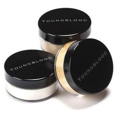 Youngblood Loose Mineral Rice Setting Powder, .35 oz - Dark