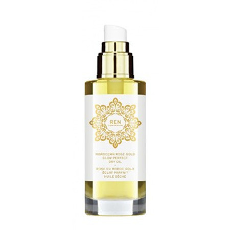 REN Moroccan Rose Gold Glow Perfect Dry Oil - 3.4 oz (3789)