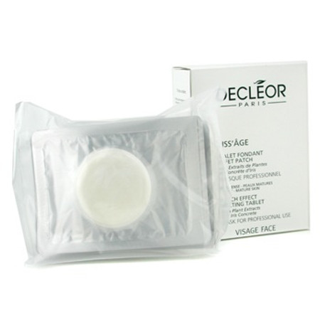 Decleor Liss'Age Excellence Patch Effect Melting Tablet and Plumping SAP - 5 x Melting Tablet and 5 x Plumping Sap - Free with $218 Purchase
