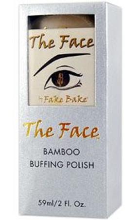 Fake Bake The Face Bamboo Buffing Polish, 2 oz