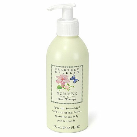 Crabtree & Evelyn???? Summer Hill Hand Therapy w/ pump, 250 mL