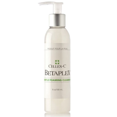 Cellex-C Betaplex Gentle Foaming Cleanser, 6 oz (180 ml) (B6001)