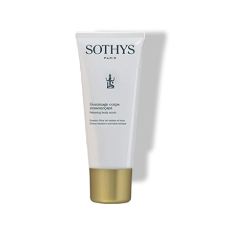 Sothys Cherry Blossom and Lotus Escape Relaxing Body Scrub Trial Size - 0.5 oz