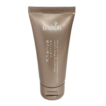 Babor Khanya Revitalizing Body Lotion - 1 3/4 oz - travel size - Free with $40 Purchase