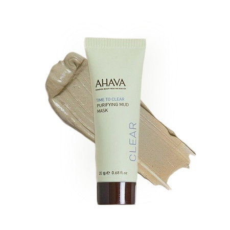 AHAVA Time to Clear Purifying Mud Mask Travel Size