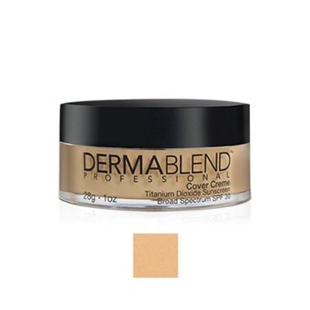 Dermablend Cover Creme SPF 30 - 1 oz - Almond Beige (Chroma 1 1/4) (800754)