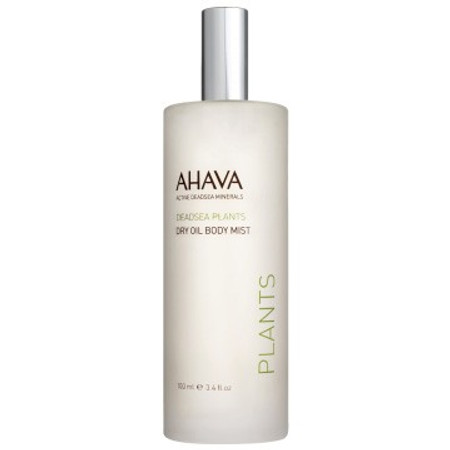 AHAVA DeadSea Plants Dry Oil Body Mist - 3.4 oz