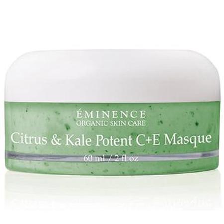 Eminence Citrus & Kale Potent C+E Masque - 2 oz